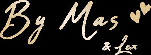 Bymas logo goud
