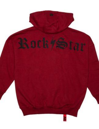 AH6 Rockstar Hoody black