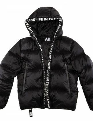 AH6 Down Jacket black