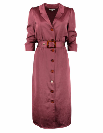 Harper & Yve Hayli Dress plum