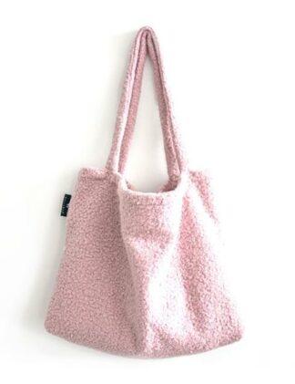 Wallabag Teddy Soft Pink
