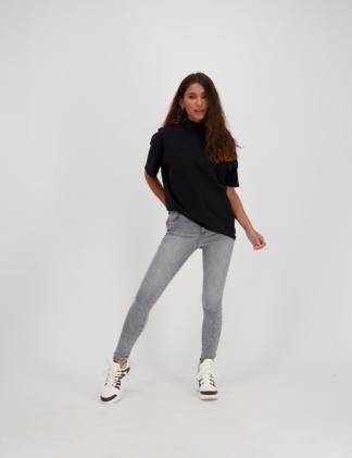 Raizzed Long Shirt black