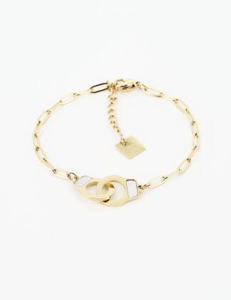 ZAG Armband Handcuffs | Goud