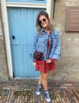 Harper & Yve Jeans Jacket blue