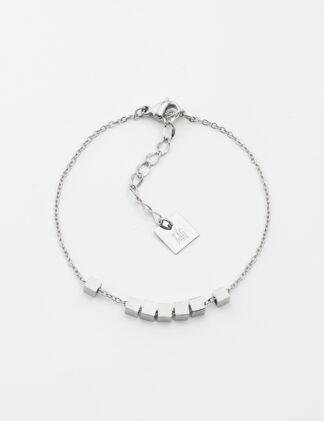 ZAG Pythagore Bracelet – Steel