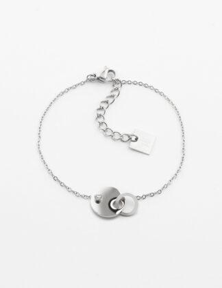 ZAG Domino Bracelet – Steel