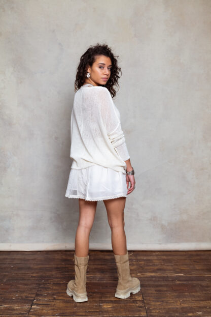 Moost Wanted Novia Skirt off-white
