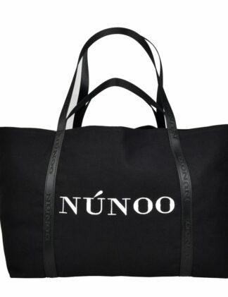 Núnoo Big Bag Canvas black