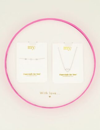My Jewellery Giftbox MOM Silver