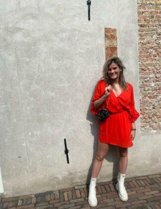 Harper & Yve Bobbi Jumpsuit red