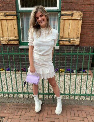 Harper & Yve Jolie Skirt ecru